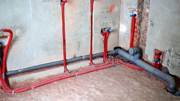 Монтаж канализационных труб своими руками