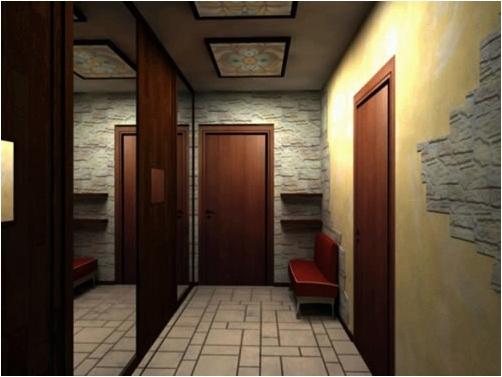 Ремонт коридора в панельном доме: идеи дизайна, рекомендации по обустройству