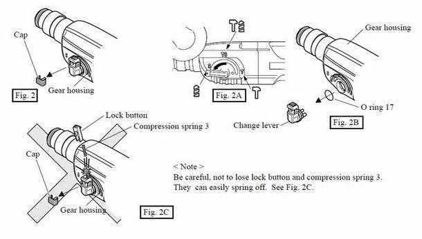 Ремонт перфоратора макита своими руками схема