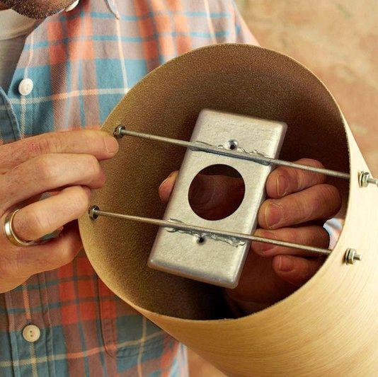 Как сделать шпон своими руками