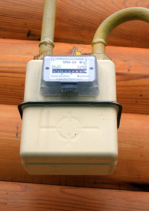 Ремонт газового счётчика своими руками 60