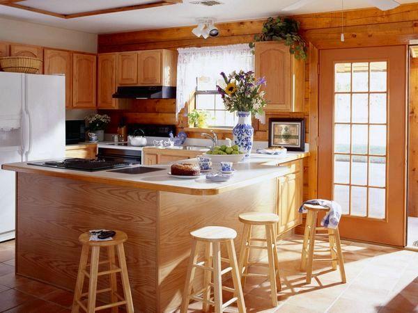 Кухни столовые своими руками