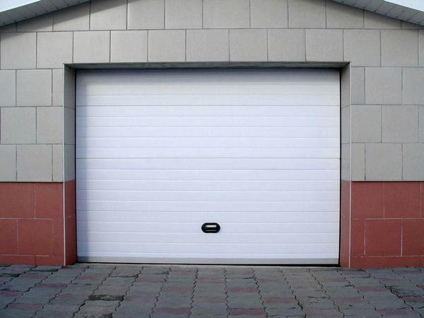 Статьи ворота для гаража своими руками